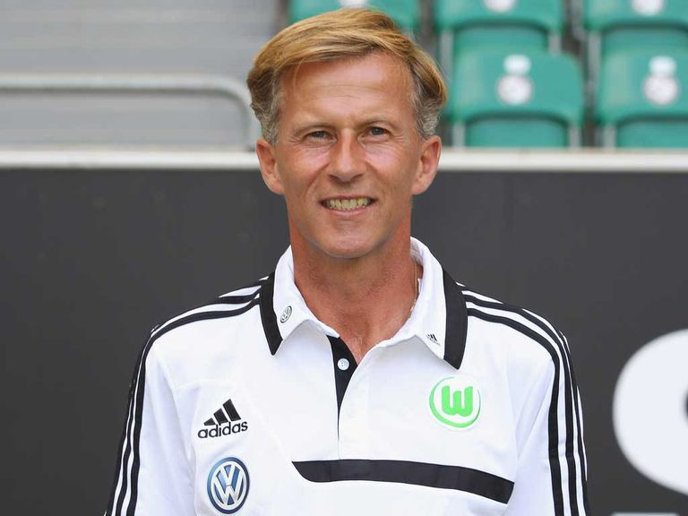 Andries Jonker: Takes job at Arsenal