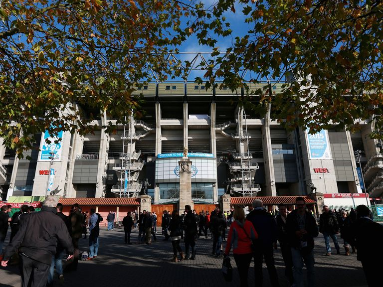 Twickenham Stadium: The home of English rugby
