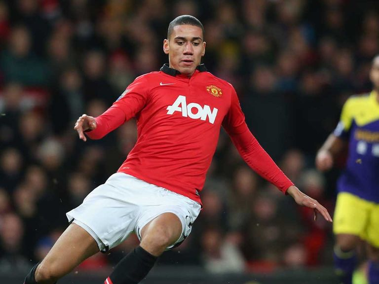 Chris Smalling: Crossing fingers for change of luck