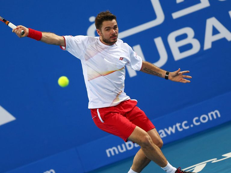 Stanislas Wawrinka: Fifth career title in Chennai