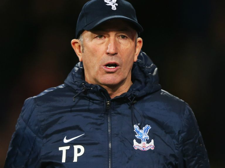 Tony Pulis: Not content with the work he's done so far