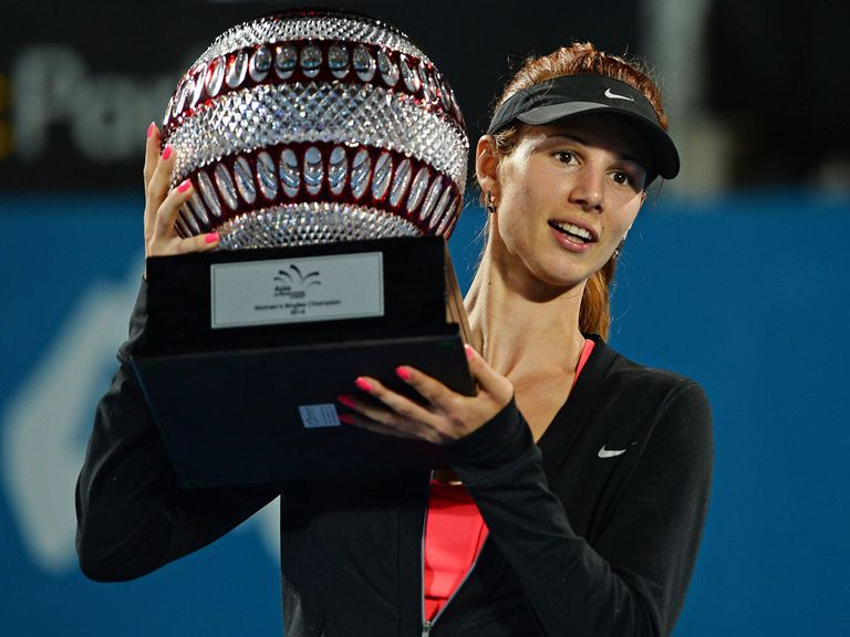 Tsvetana Pironkova: Maiden title for Bulgarian qualifier