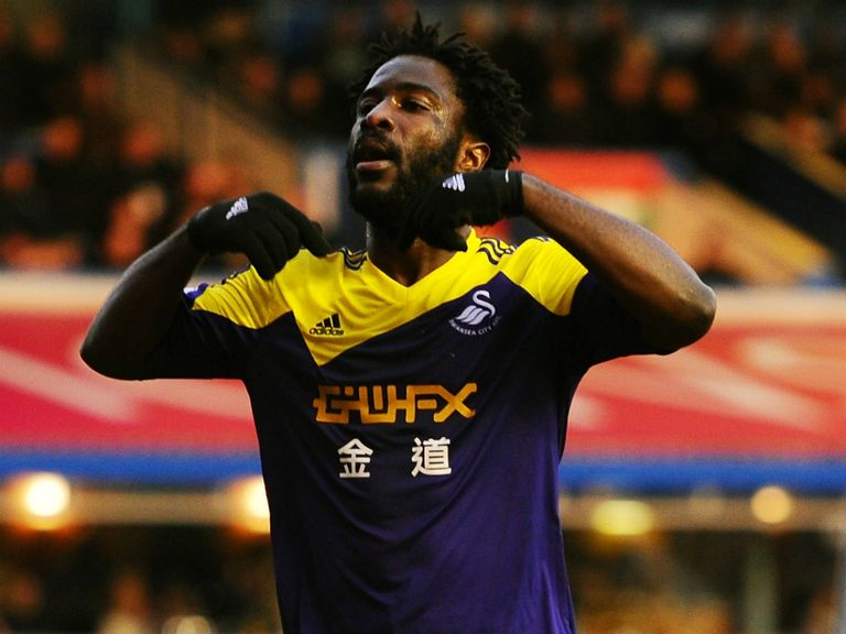 Wilfried Bony: Has been a regular source of goals this season