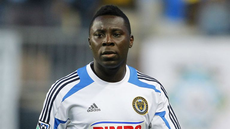 Freddy Adu: Will not be offered terms by Blackpool