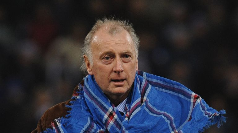 Trevor Francis: Has backed former club Birmingham