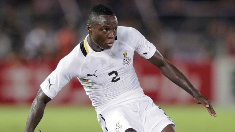 Samuel Inkoom: Attracting interest from West Ham among others