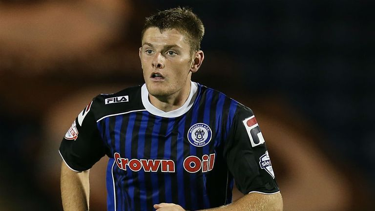 Jack O'Connell: Will see out the season on loan at Spotland