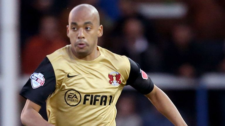 Elliot Omozusi: Out of contract this summer