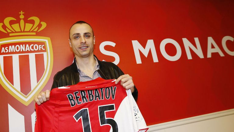 Dimitar Berbatov: Taking on a new challenge in France