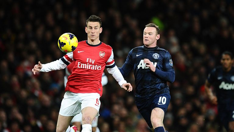 Laurent Koscielny: Four years since he signed for Arsenal