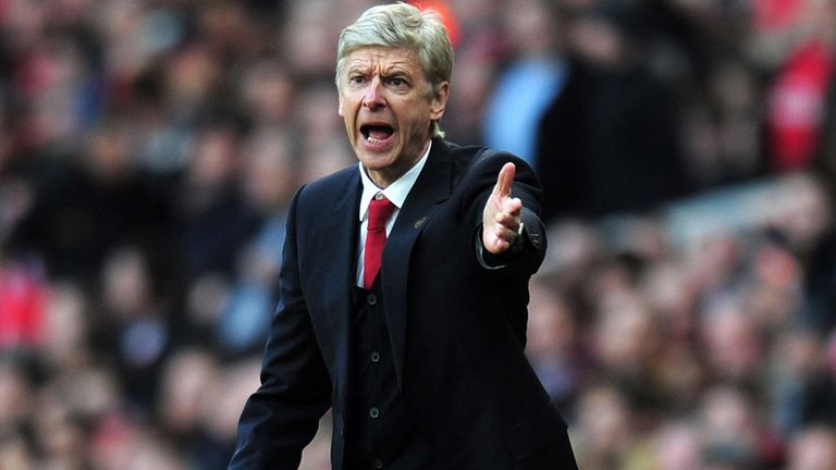 Arsene Wenger: Delighted with Arsenal's win over Liverpool