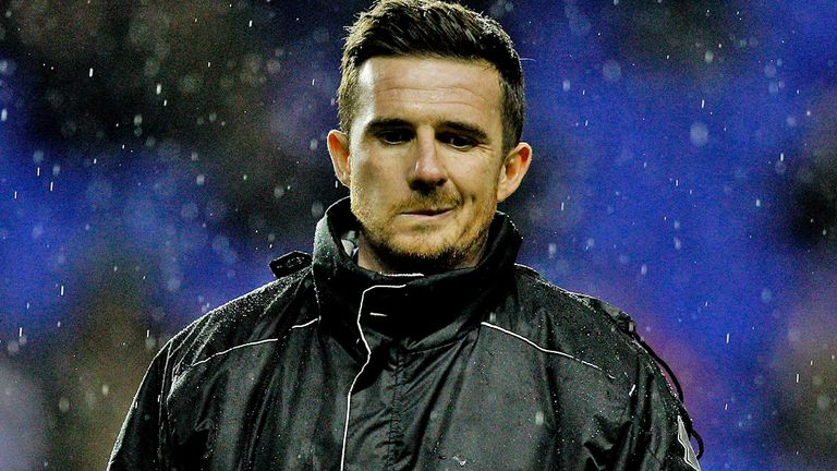 Barry Ferguson: Dropped strong hint he will retire from playing