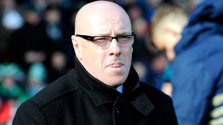 Brian McDermott: Saw his side lose