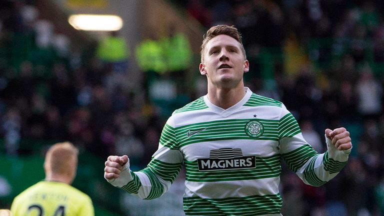 Kris Commons: Set to be offered new deal by Celtic