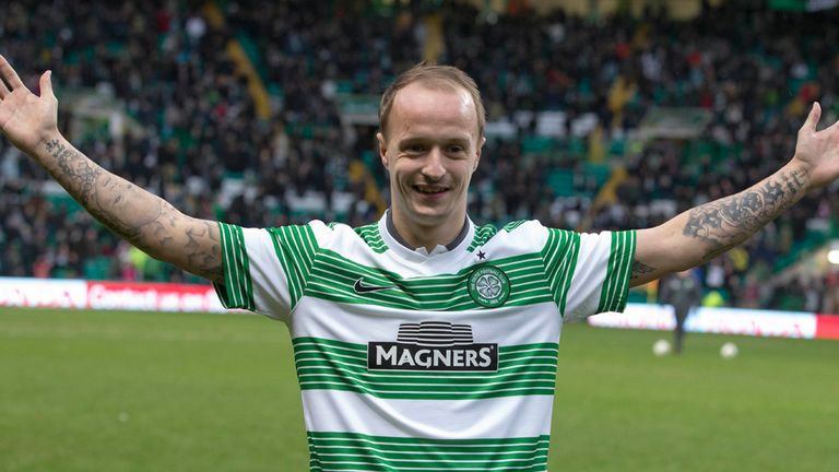 Leigh Griffiths: New Celtic striker may make his debut against Aberdeen