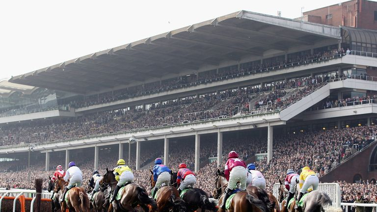 Cheltenham Festival: Foxhunters bid likely for The Hollinwell