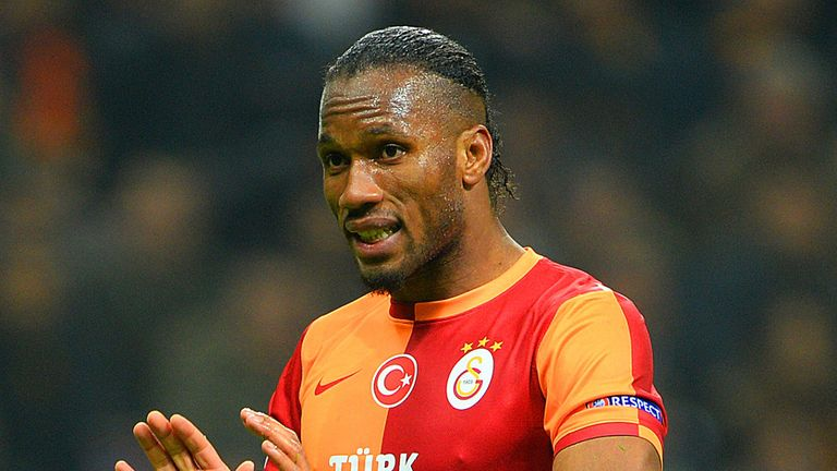 Didier Drogba: Hoping to 'surprise' Chelsea