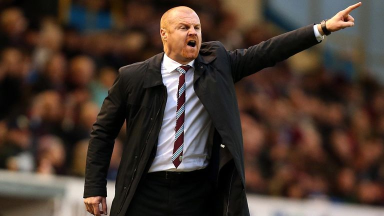 Sean Dyche's Burnley can seal their promotion to the Premier League on Good Friday