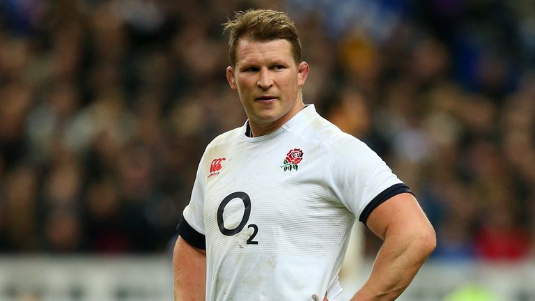 Dylan Hartley: nice to stop Ireland getting the Triple Crown