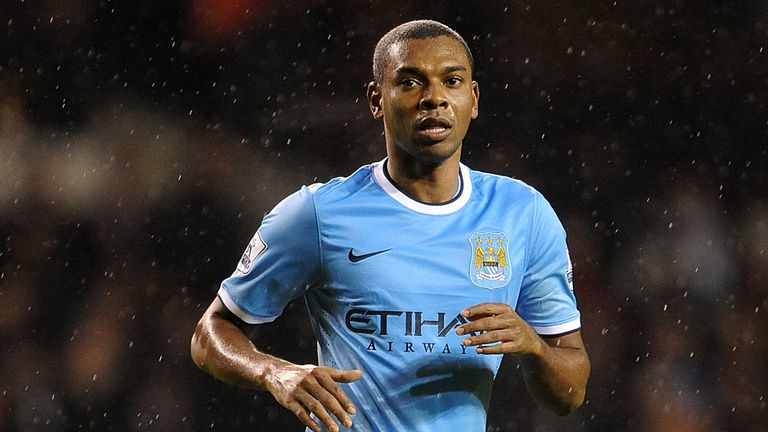 Fernandinho: Manchester City midfielder looking forward to derby