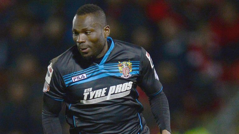 Francois Zoko: Signs on at Bloomfield Road