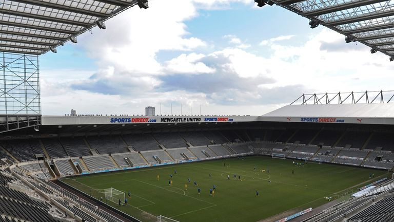 Newcastle: To pay tribute to John Alder and Liam Sweeney