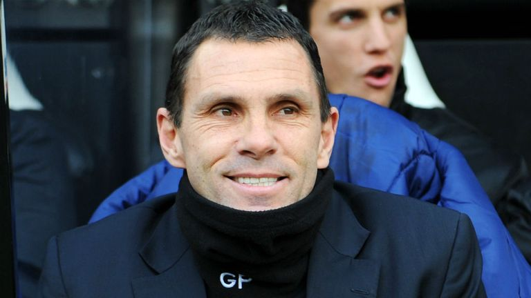 Gus Poyet: Places for Wembley still up for grabs