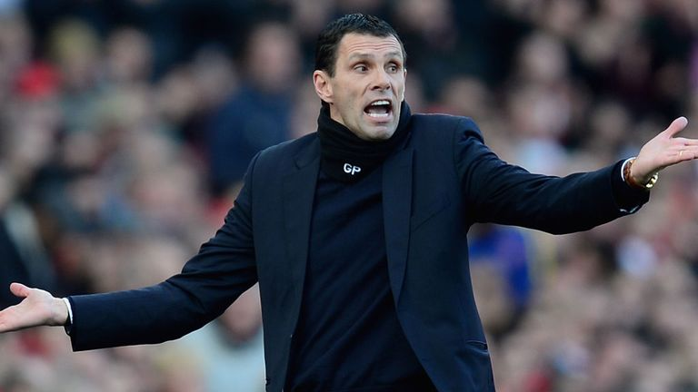 Gus Poyet: Hoping to repay Ellis Short's faith in him