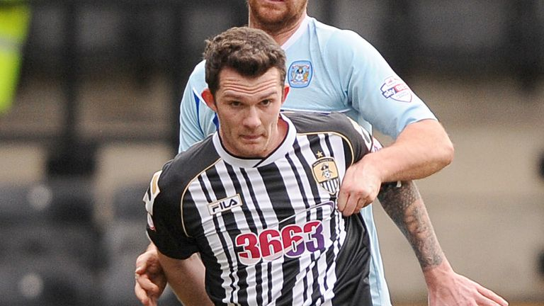 Jimmy Spencer: Catching the eye at Notts County