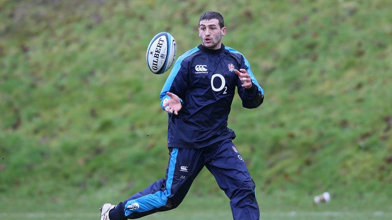 Jonny May: England wing remains defiant