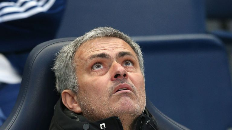 Jose Mourinho: Has Chelsea involved in title tussle with Manchester City