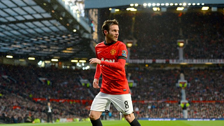 Juan Mata: Believes Manchester United can defy the odds to advance in the Champions League