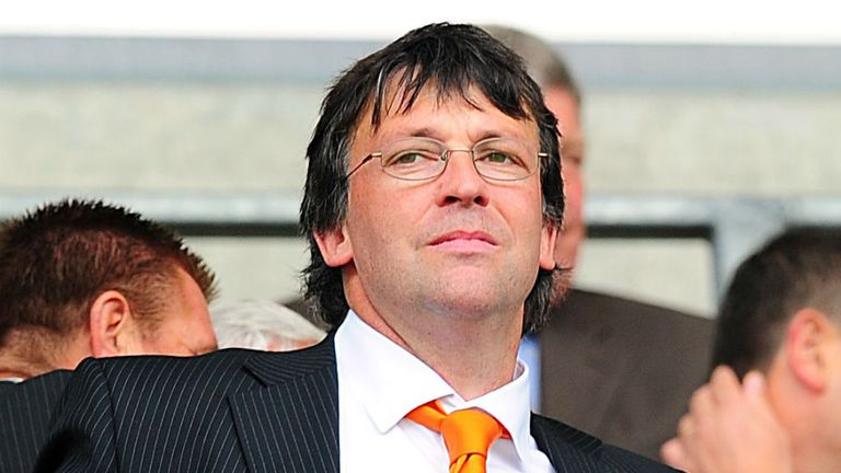 Karl Oyston: Blackpool chairman continuing search for a new manager