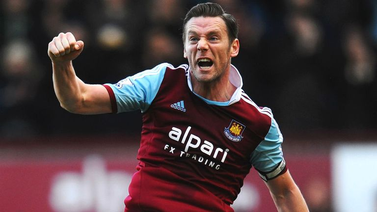 Kevin Nolan: Aware of work being done to further strengthen the West Ham squad