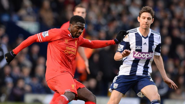 Kolo Toure: Liverpool defender's error cost his team at West Brom