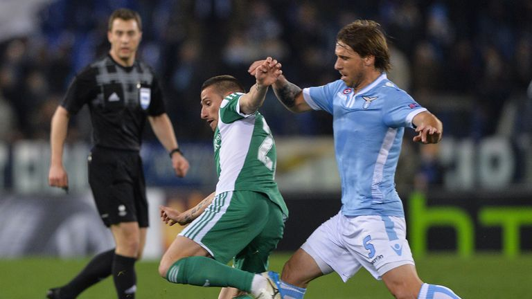 Ludogorets: Secured a superb 1-0 win over Lazio in Rome