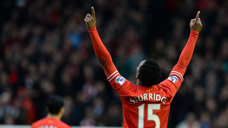 Daniel Sturridge: Liverpool striker insists his best form is yet to come