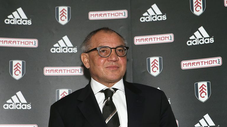Felix Magath: Confident of survival