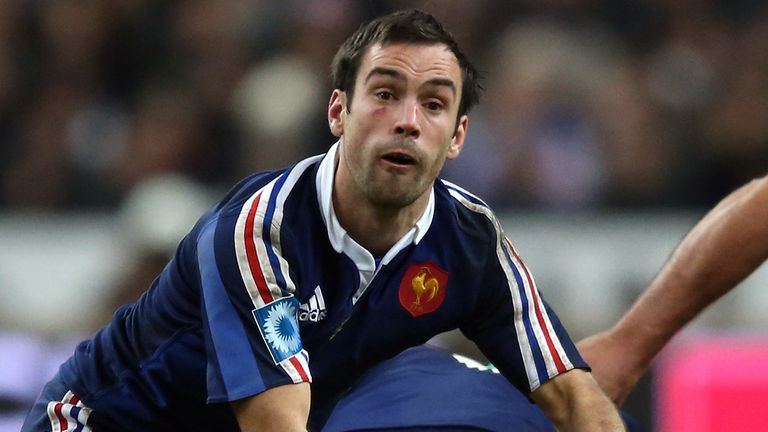 Morgan Parra: France scrum-half banned for Scotland game
