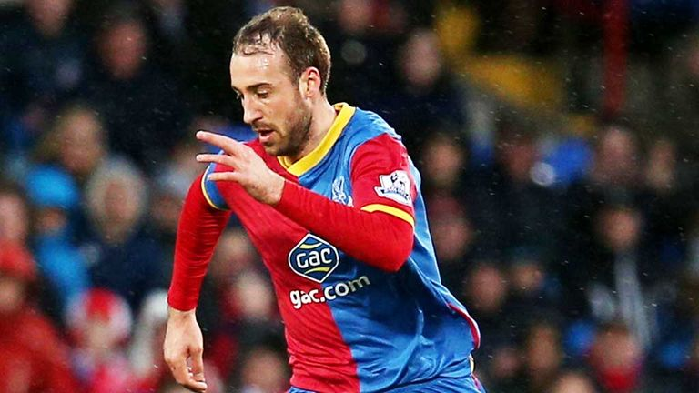 Glenn Murray: Crystal Palace striker is back in action after a long-term injury