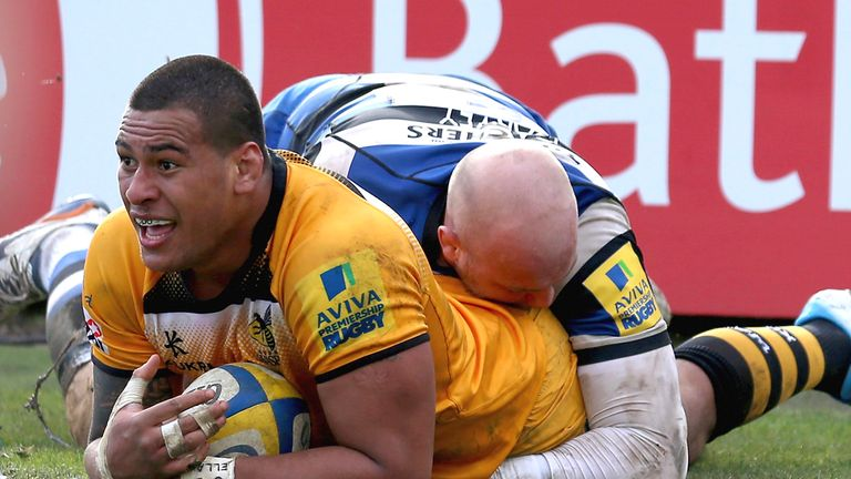 Nathan Hughes: Could play for England