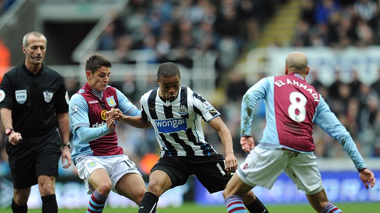 Loic Remy: Scored late winner for Newcastle