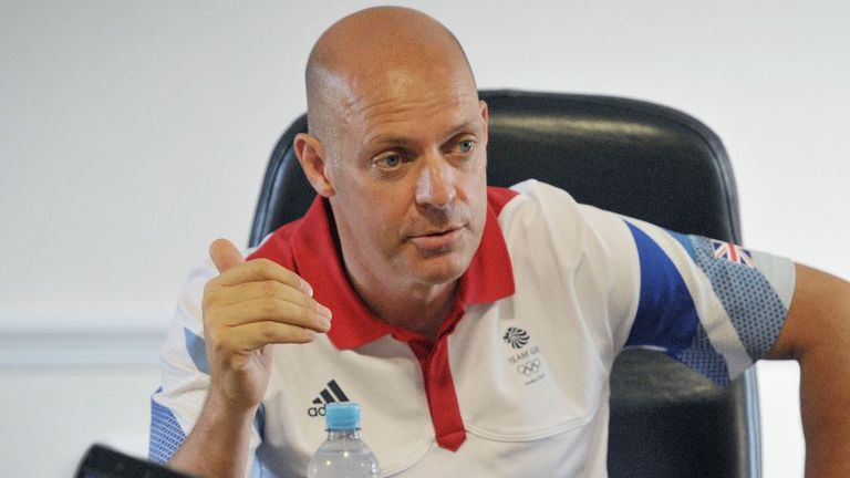 Sir Dave Brailsford is wary of spreading himself too thinly