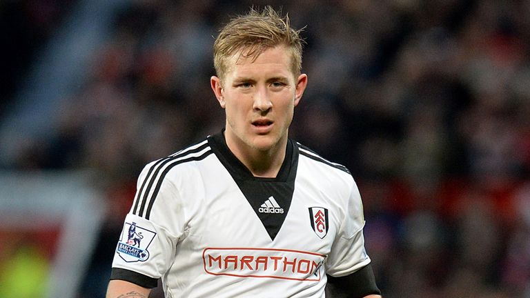 Lewis Holtby: Fulham wasn't right move for him, says Felix Magath