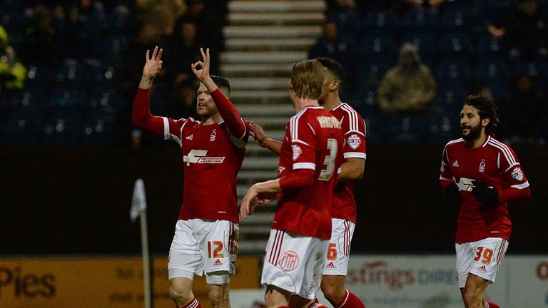 Jamie Mackie: Scored a cracking goal at Deepdale