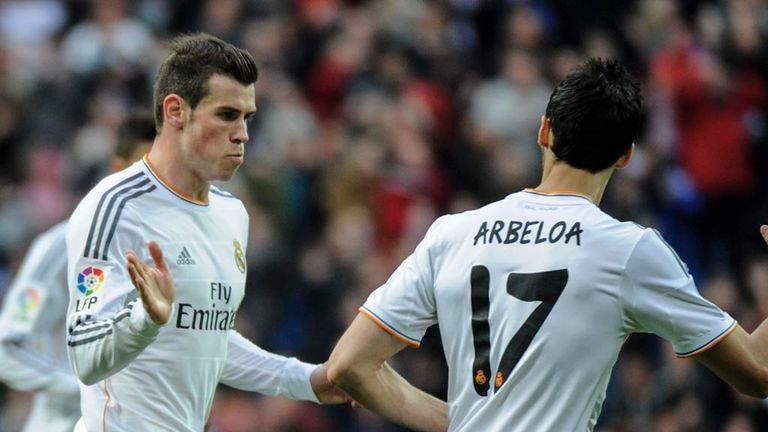 Gareth Bale: Netted spectacular goal for Real Madrid against Elche