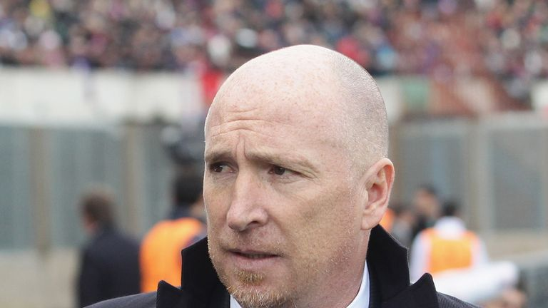 Rolando Maran: Sacked by Catania