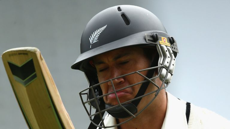 Ross Taylor: Replaced by Tom Latham