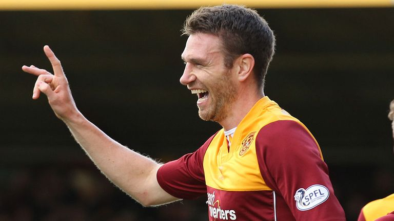 Stephen McManus: Seals victory for Motherwell