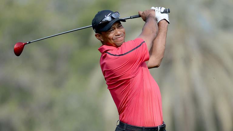Tiger's inconsistency off the tee is in part due to his steep swing, says Ewen